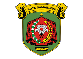 Logo Kota Samarinda Vector download free