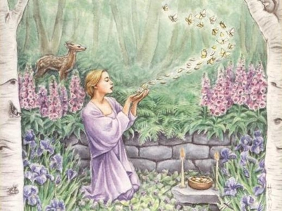 Love Of The Goddess The Witch 39 S Garden