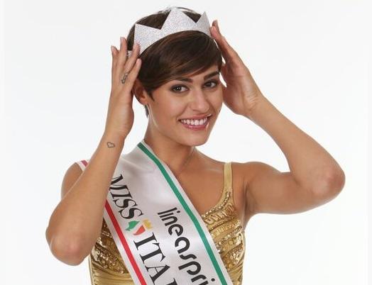 Il popolo veneto alice sabatini vince miss italia 2015 - Viola martina porta ...
