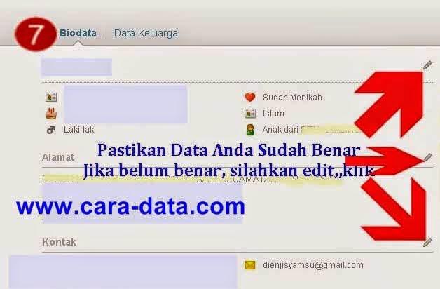 Cek Data PTK