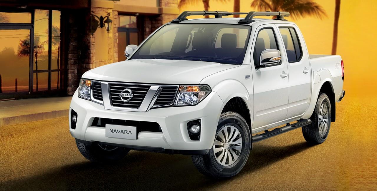 Harga dan Spesifikasi Nissan Navara Terbaru