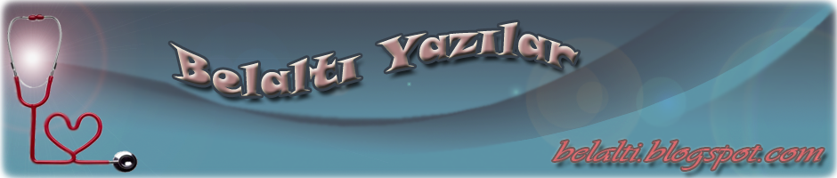 BELALTI YAZILAR