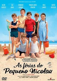 Filme As Férias do Pequeno Nicolau 2014 Torrent
