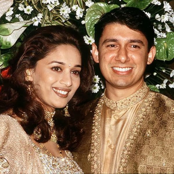 madhuri dixit wedding album - photo #3