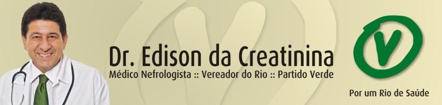 Vereador Dr. Edison da Creatinina