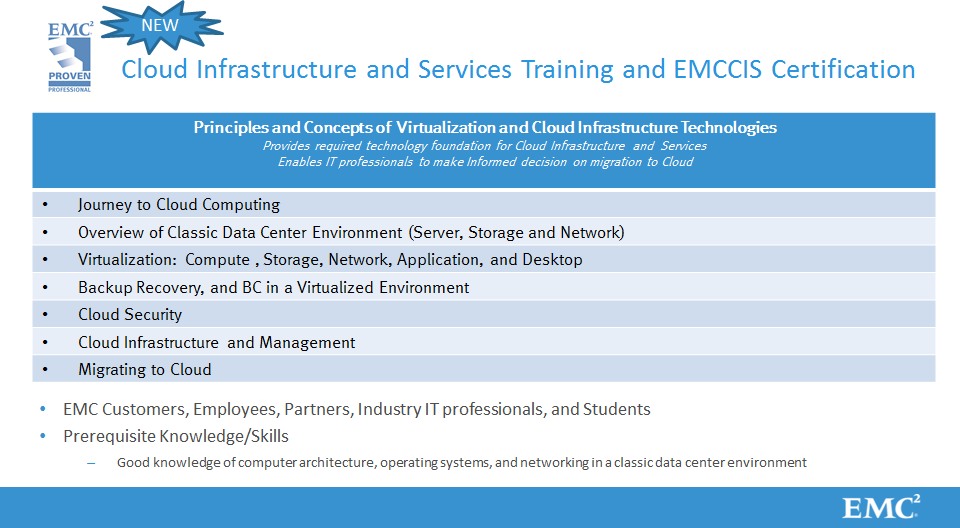 Rajesh Nambiars Blog Emcs Cloud Infrastructure Services Cis