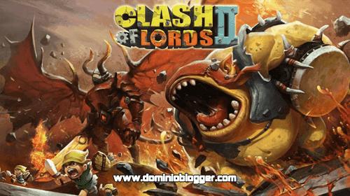 Toda la aventura comienza en el juego Clash of Lords 2