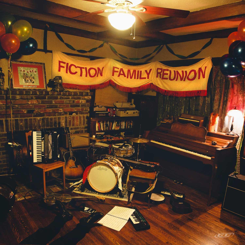 Fiction Family - Fiction Family Reunion 2013 English Christian Album Download