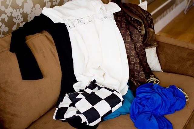 Mine and Yours consignment and used fashion boutique Vancouver shopping haul