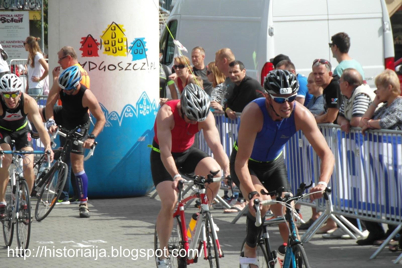triathlon 1/8 dystans