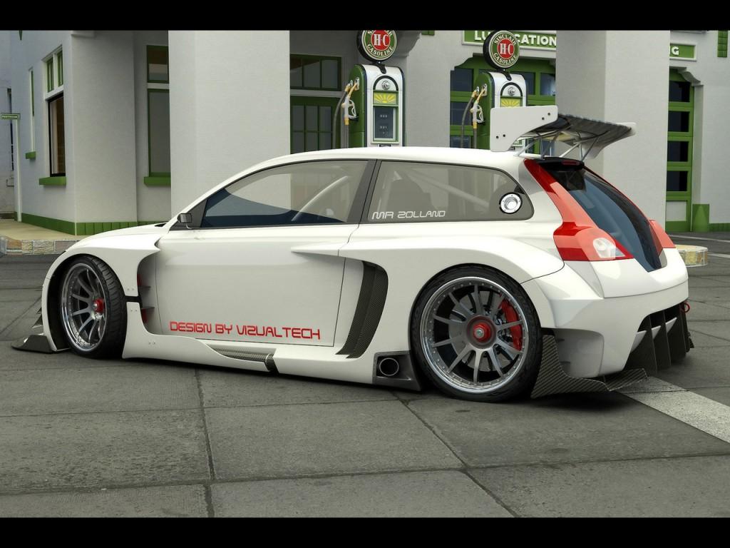 hi tech automotive volvo racing
