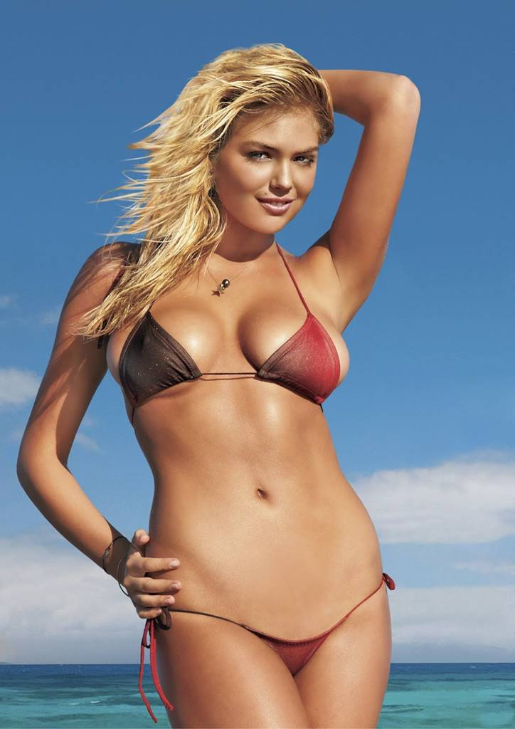 Kate Upton Sports Ilustrated Bikini Pictures Hollywood