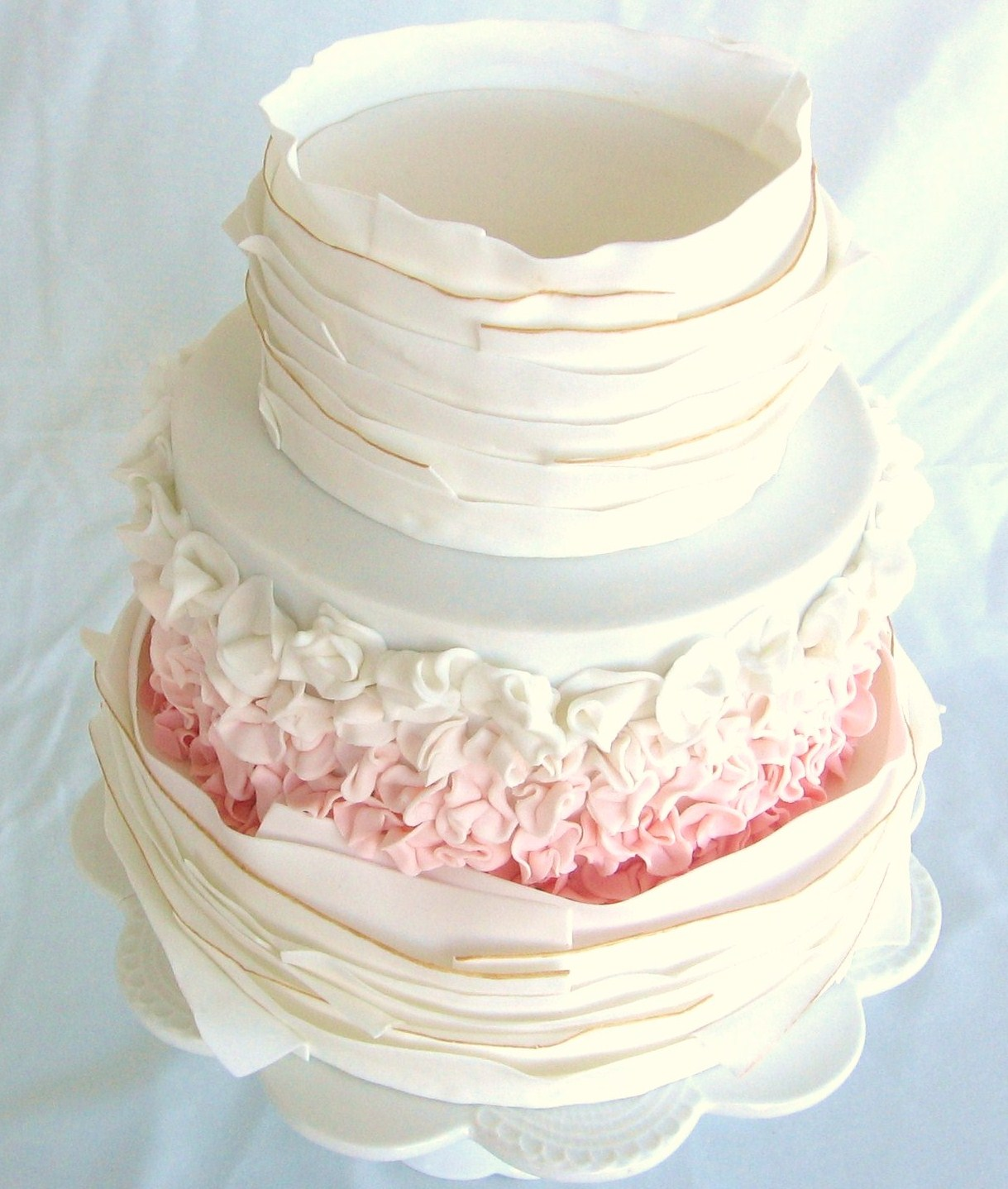 ... cake coffee tres leches cake pig cake ruffle tower cake recipe martha