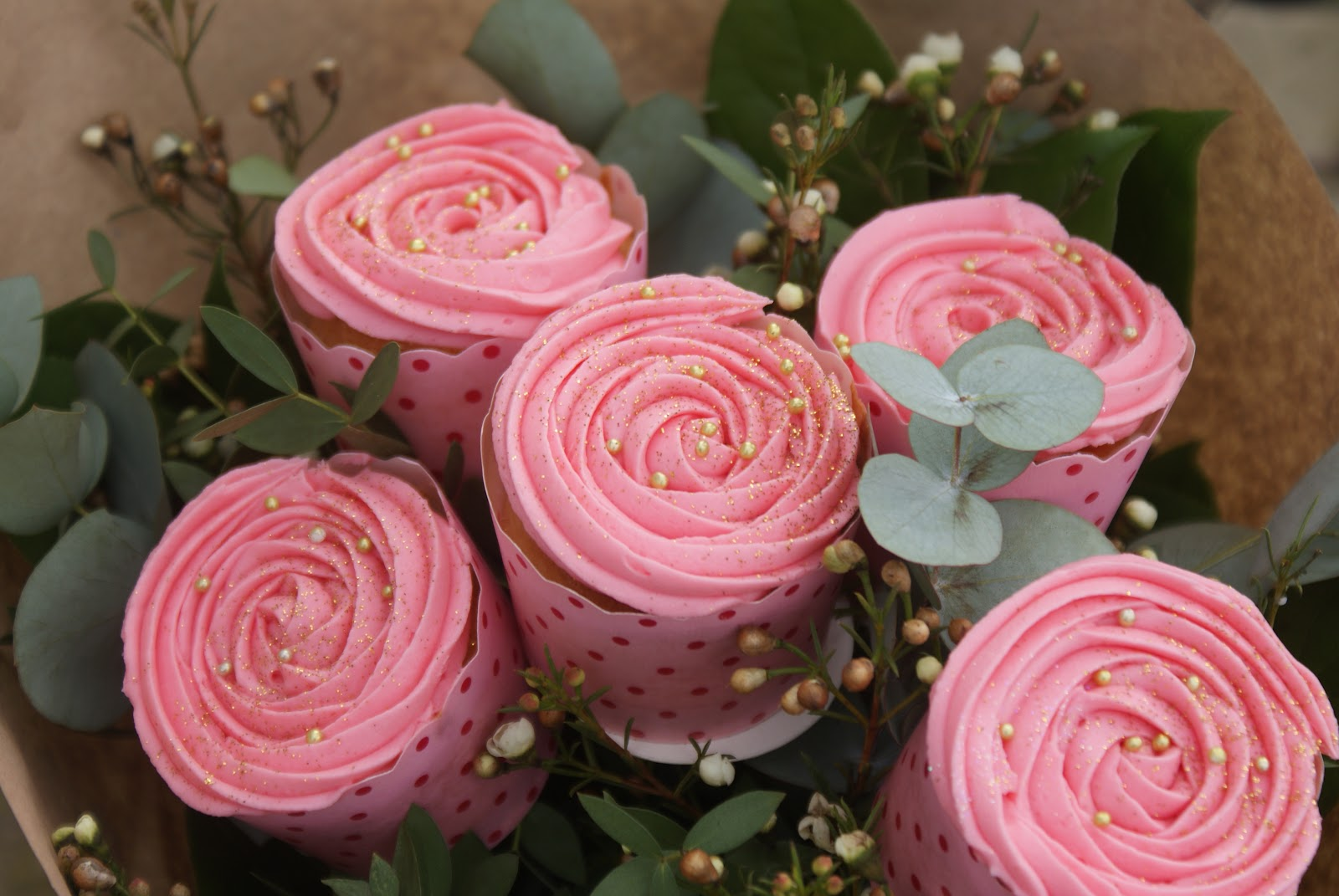 How To Make A Cupcake Bouquet Baking Recipes And Tutorials The