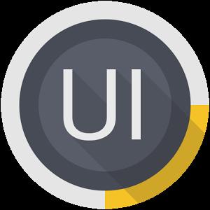 Click UI (Go Apex Nova theme) v2.2 Full Apk