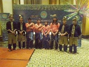 Di Hotel Sunway Putra (Hotel Legend)