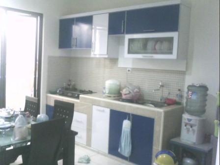Kitchenset minimalis depok for Daftar harga kitchen set