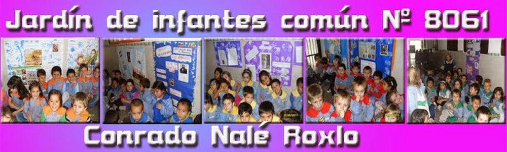 Jardín de infantes común Nº 8061 Conrado Nalé Roxlo