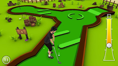 Mini Golf Game 3D v1.0.2 APK Android zip market google play