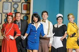 cast of Boeing Boeing