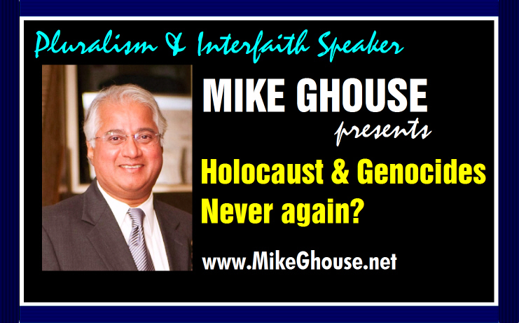 Reflections on Holocaust and Genocides