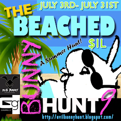 The Beached Bunny Hunt 9