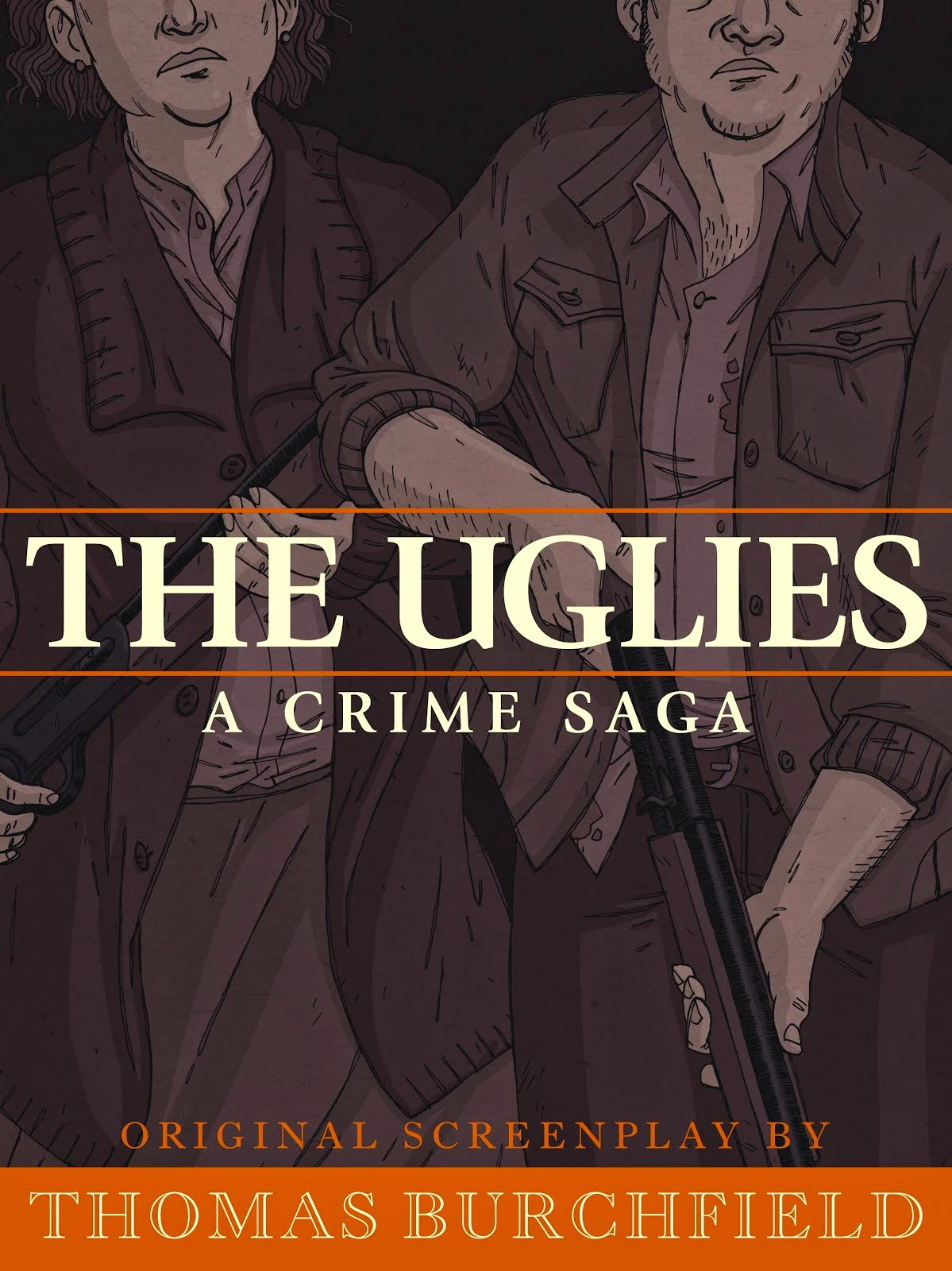 The Uglies: An Original Screenplay