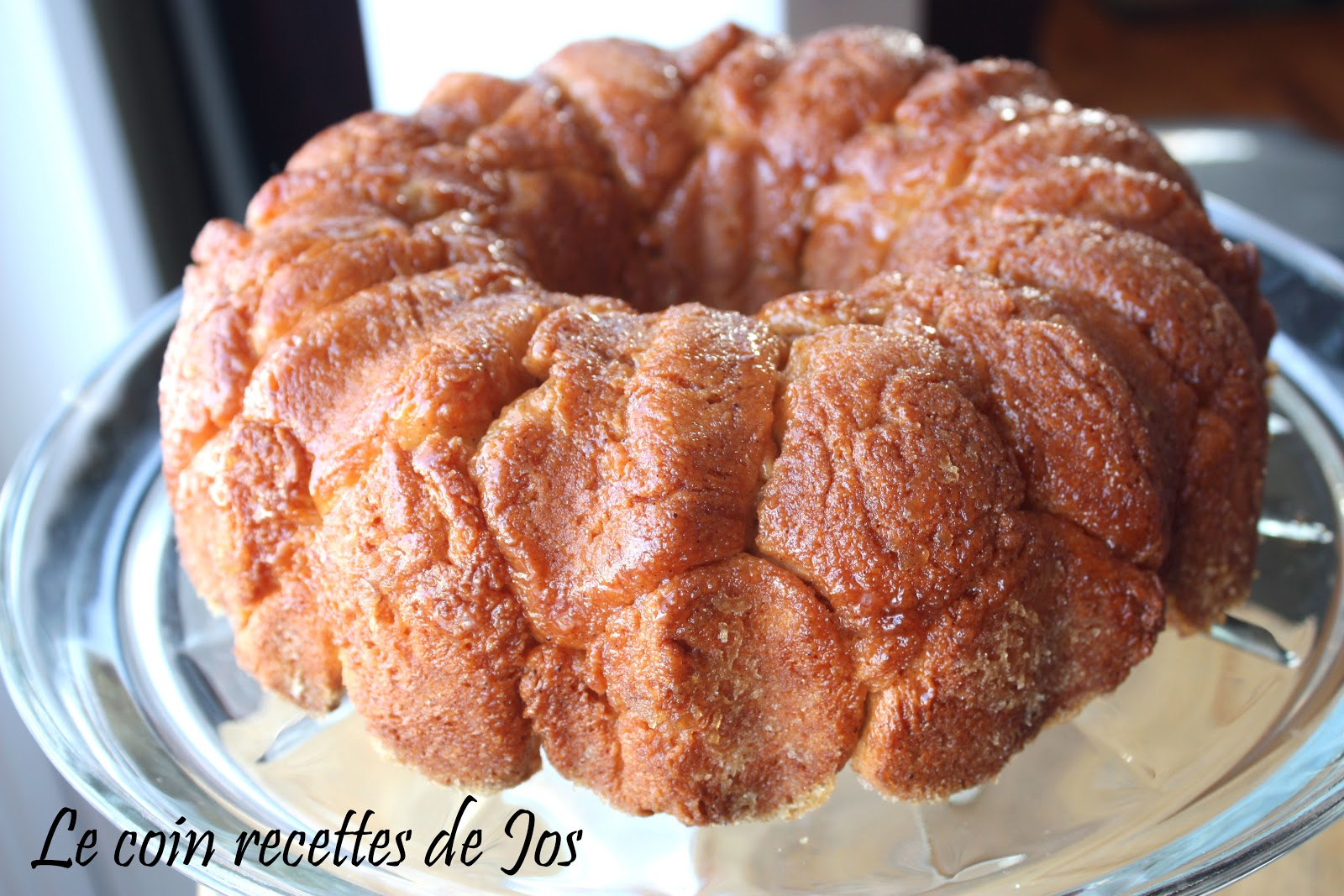 Brioche Monkey Bread Recipe — Dishmaps