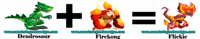 como obtener el flickie en monster legends formula 2