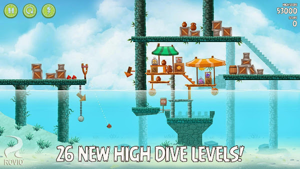 Angry Birds Rio updated (2.0) for iOS and Android