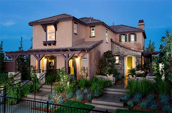 New home designs latest.: Modern big homes exterior designs San Diego.