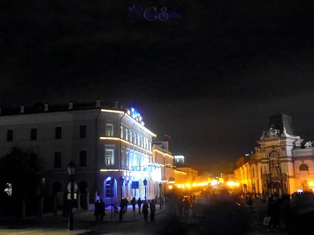 здание мерии и музей в Казани