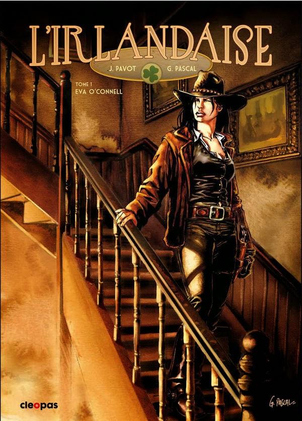 L'Irlandaise tome 1: Eva O'Connell