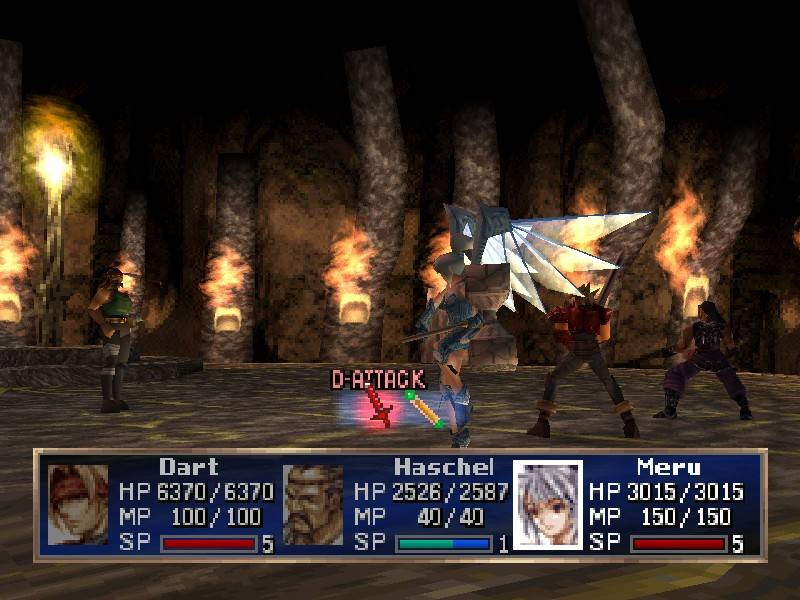 Download Game Legend Of Dragoon PS1 for PC