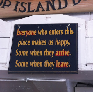 island funny quote
