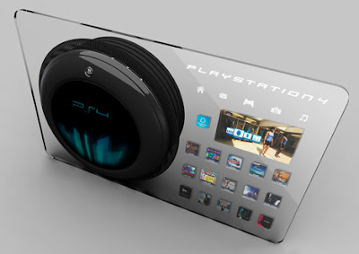 ps4 concept tai chiem touch screen