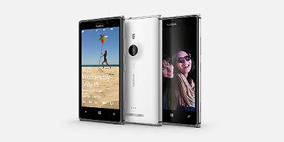 Nokia Lumia 925 ominaisuudet