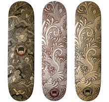 """GUERRILL'ART"" DECKS SERIES"