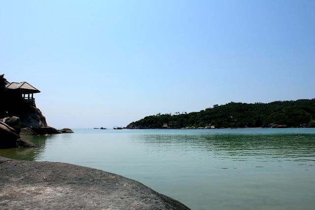 Ko Tao sea