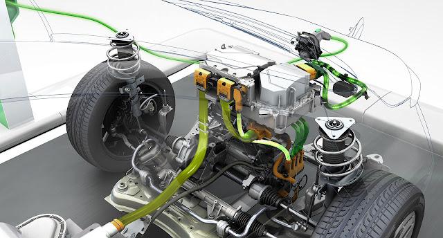 Renault ZOE 2012 engine
