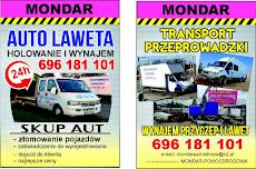 HOLOWANIE/TRANSPORT