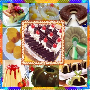 Aneka Resep Puding Yummy