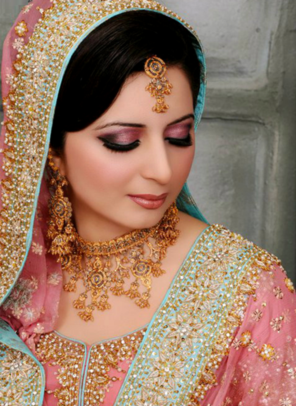 Free Download HD Wallpapers: Beautiful Pakistani Bridal ...