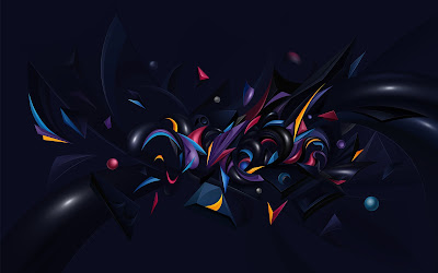 Abstract Wallpaper : Chaos