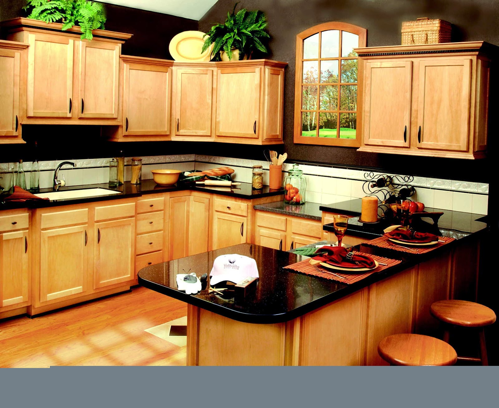 Fantasy Kitchen Design Interior Picture 08