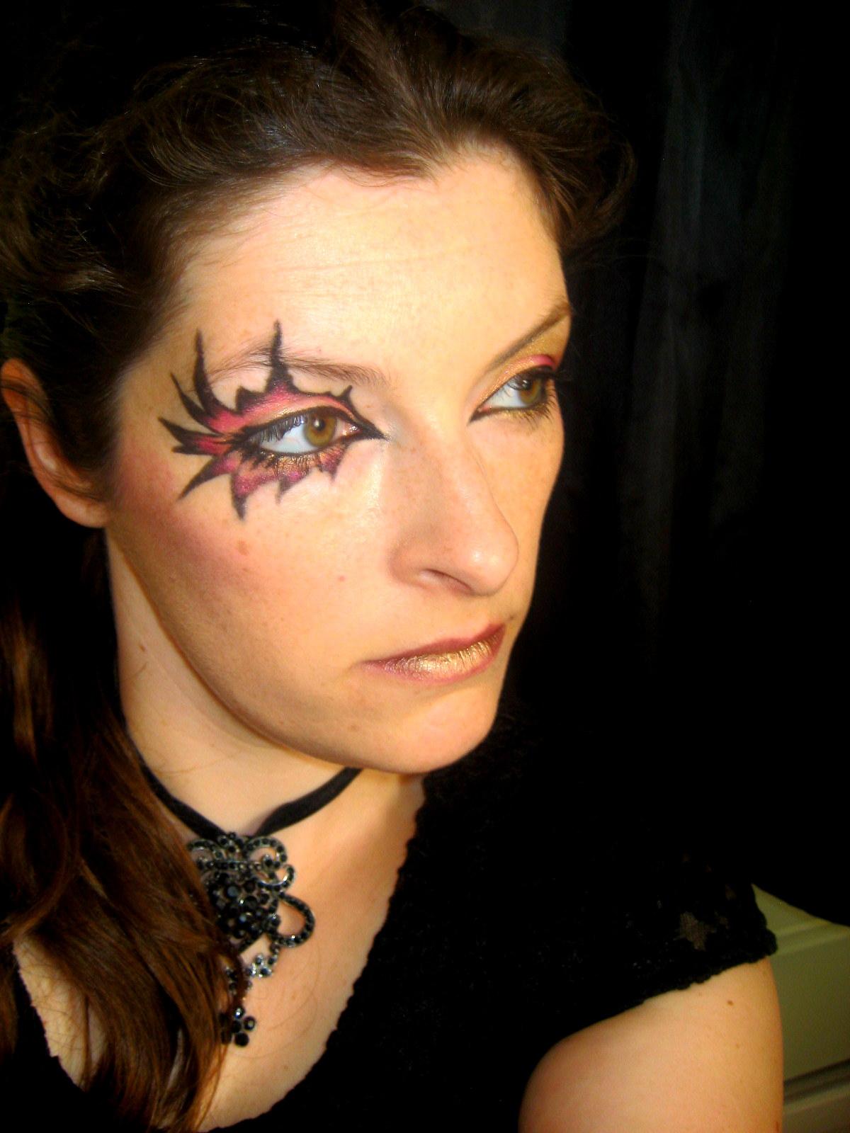 Maquillage rock - Maquillage annee 70 ...