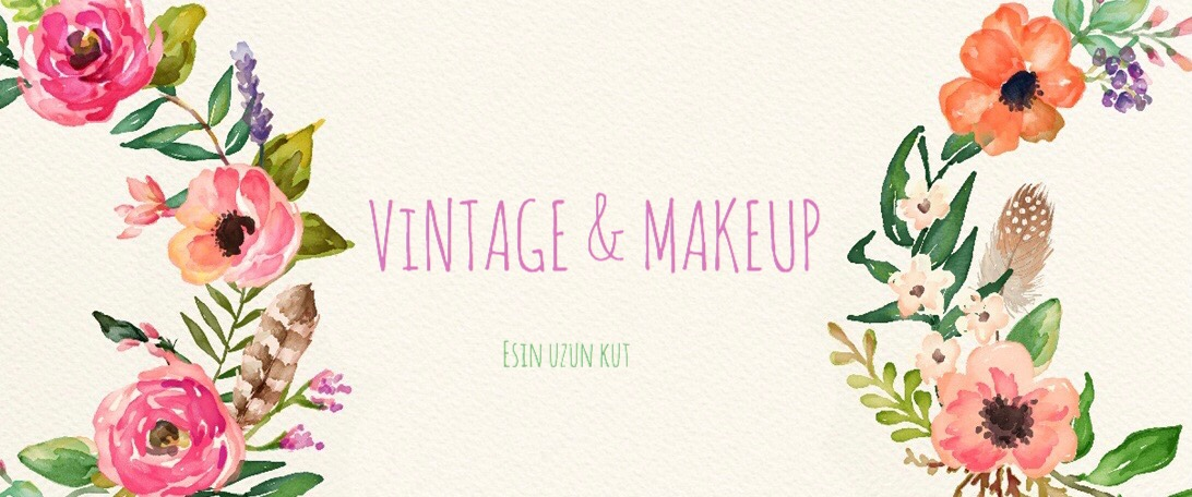 Vintage And Makeup