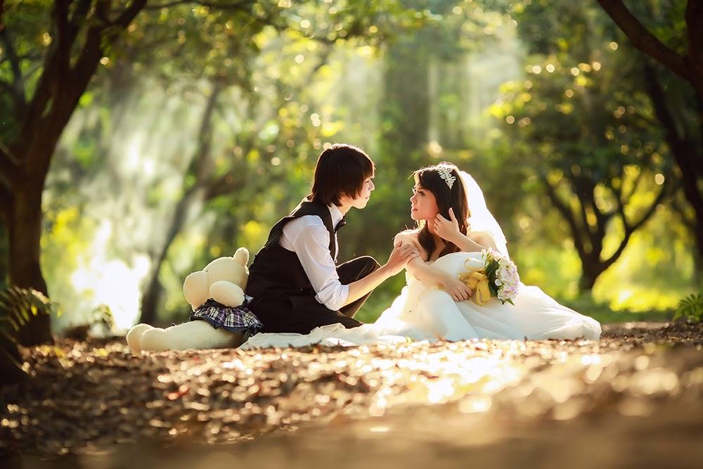 Chụp ảnh cưới mùa thu với những địa điểm đẹp nhất