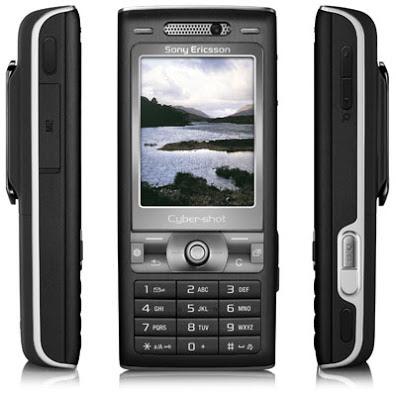 Setting GPRS, MMS, Email dan Mobile Messenger pada HP Sony Ericsson K800i Telkomsel