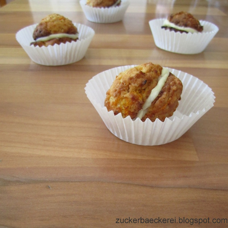 Carrot Cake Whoopie Pies From Scratch